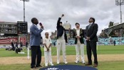 Australia win toss and bowl in fifth Ashes Test