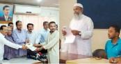JCD president aspirant Shrabon abandoned to family