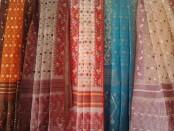 Bangladeshi 'Jamdani' fair delights saree lovers in Delhi