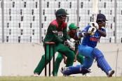 Rain helps Bangladesh, India into U19 Asia Cup final
