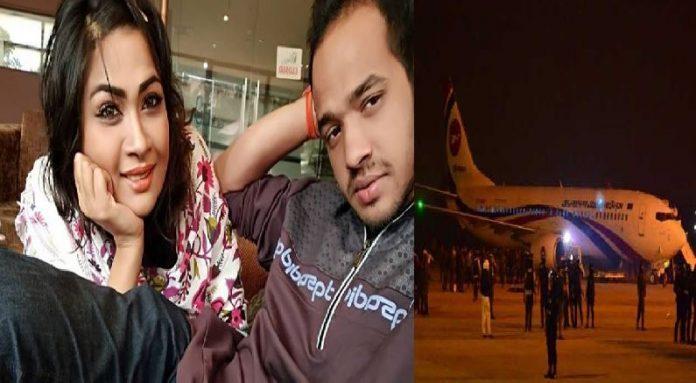 Biman hijacking: Actress Shimla quizzed