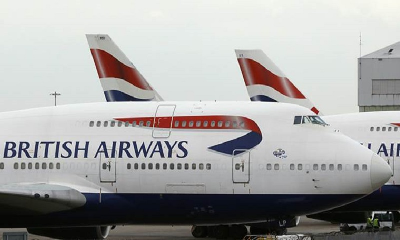 British Airways cancels flights on September 27 due to strike