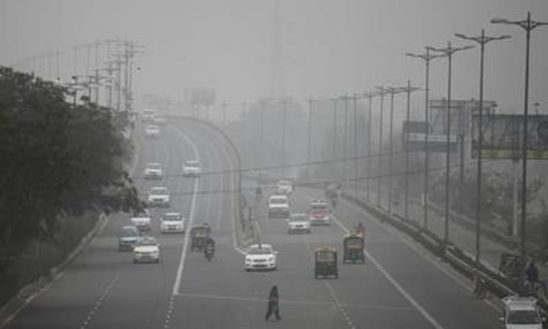 India capital to temporarily restrict cars to curb pollution
