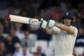 Buttler strikes back against Australia after England collapse