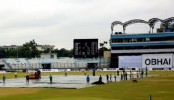 Bangladesh-Zimbabwe tri-series opener delayed by wet outfield