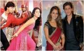 Gauri Khan reveals she designed Shah Rukh Khan's look in Baazigar song