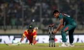 Bangladesh to chase 145 to win against Zimbabwe
