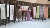 Jamdani fair turns heads in Delhi