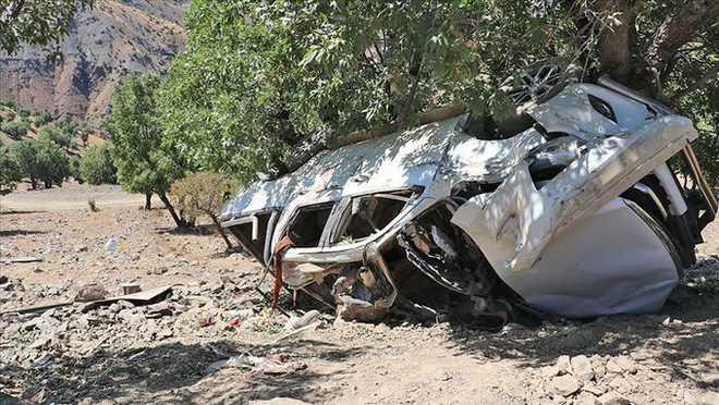 7 killed, 10 injured in roadside explosion in Turkey