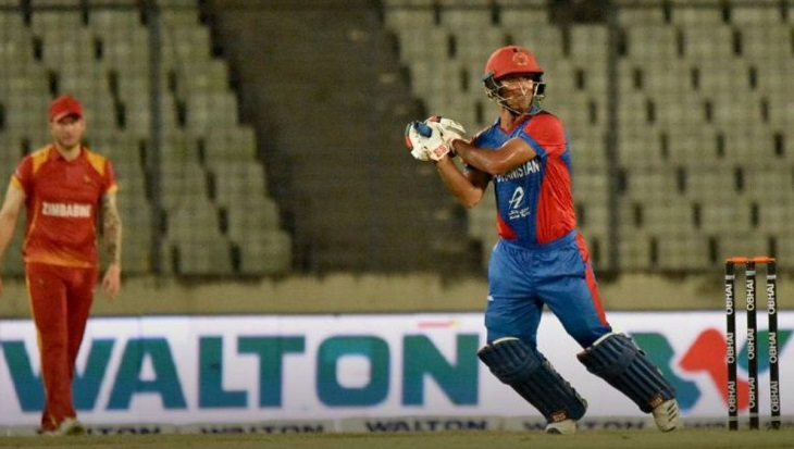 Tri-Nation T20: Najibullah propels Afghanistan to 197 against Zimbabwe