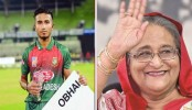 PM talks to Afif over phone after match-winning performance