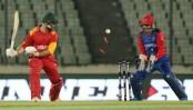 Tri-series T20: Afghanistan beat Zimbabwe