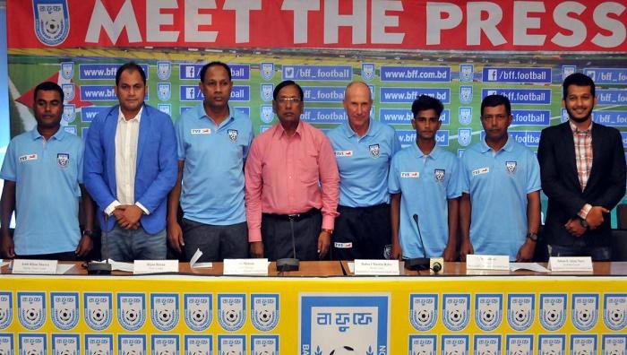 AFC U-16 Qualifiers: Bangladesh to fly for Qatar Monday