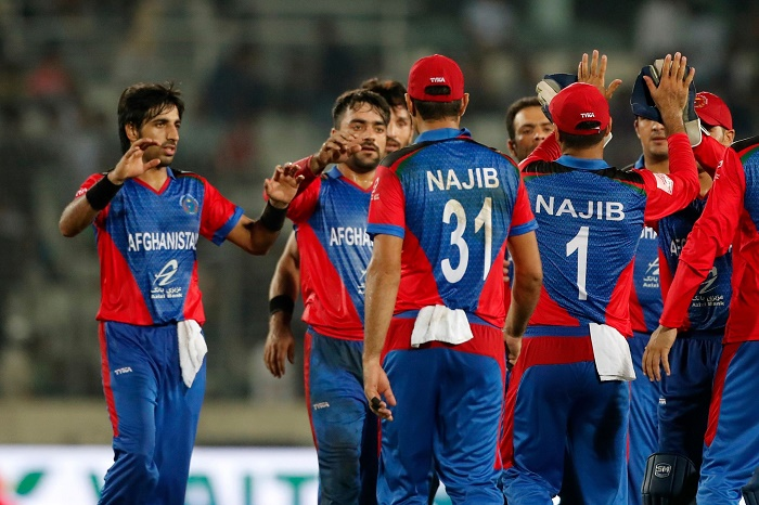 Afghanistan beat Bangladesh by 25 runs