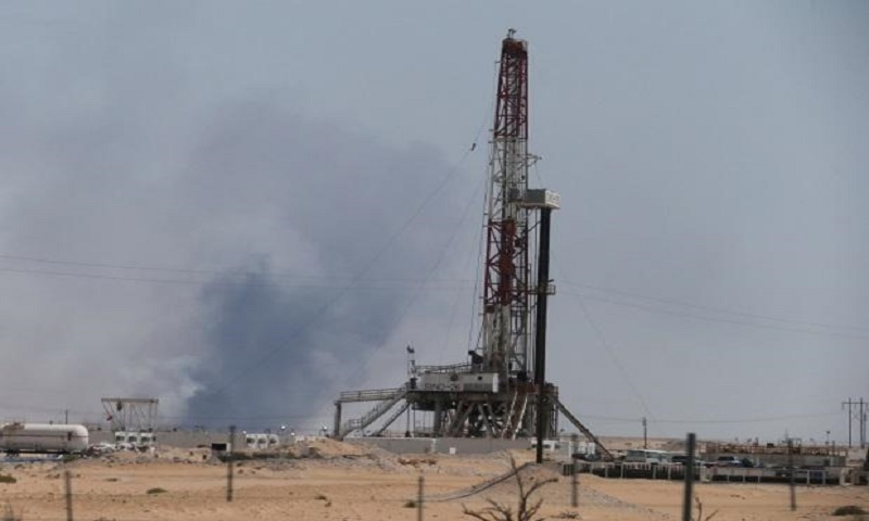 Saudi Arabia oil and gas production reduced by drone strikes