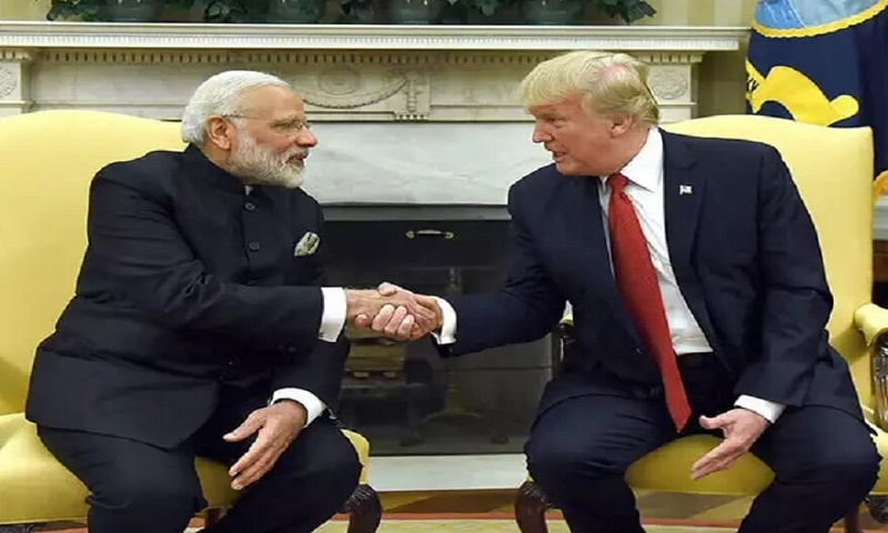 Before UNGA, Trump may come for Modi Houston show