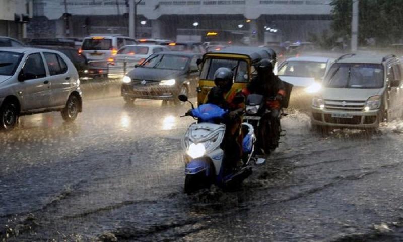 Heavy rainfall warning issued for Uttarakhand, Uttar Pradesh, Rajasthan