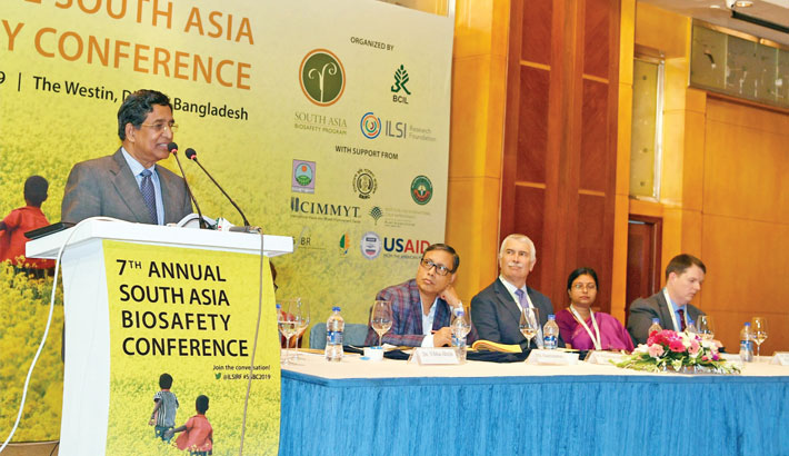 7th annual conference on South-Asia Bio-safety