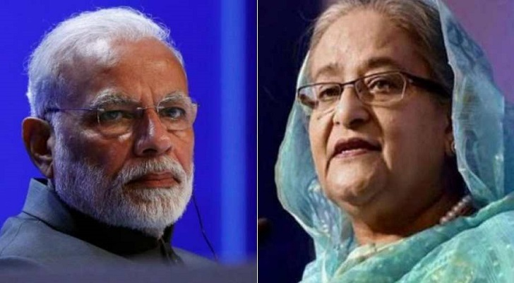 Hasina, Modi bilateral talks on Oct 5