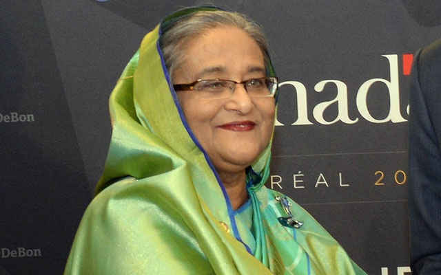 Sheikh Hasina to receive India's Dr Kalam Smriti Int'l Excellence Awards
