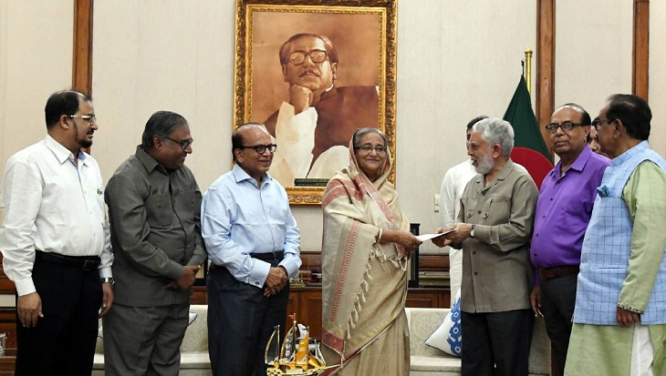 PM donates Tk 13.65 cr to 15 organisations, individuals