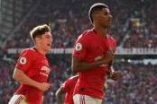 Rashford penalty gives United edge over Leicester