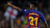 Ansummane Fati being considered for Spain selection after Barcelona exhibition
