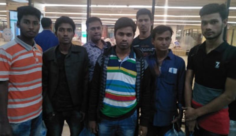Saudi Arabia sends back 175 Bangladeshi workers