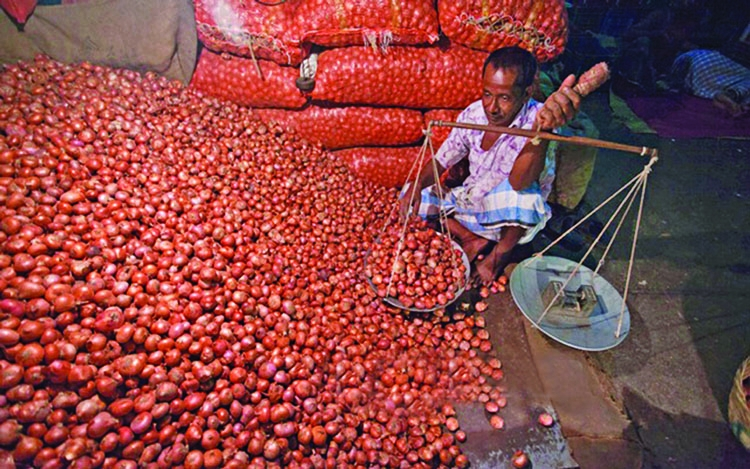 Open market sale of onion begins today