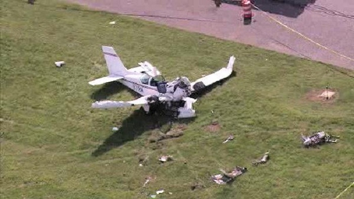 7 killed in small plane crash in Colombia