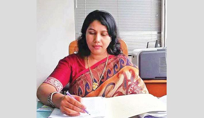 Fouzia Viqarunnisa's new principal