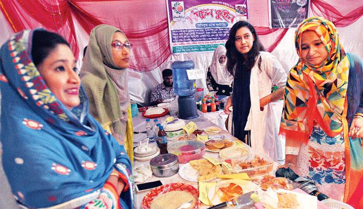 Mehedi, food festival ends amid festivity in Ctg