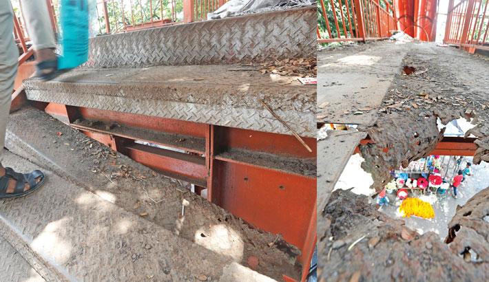 Footbridge or Death Trap