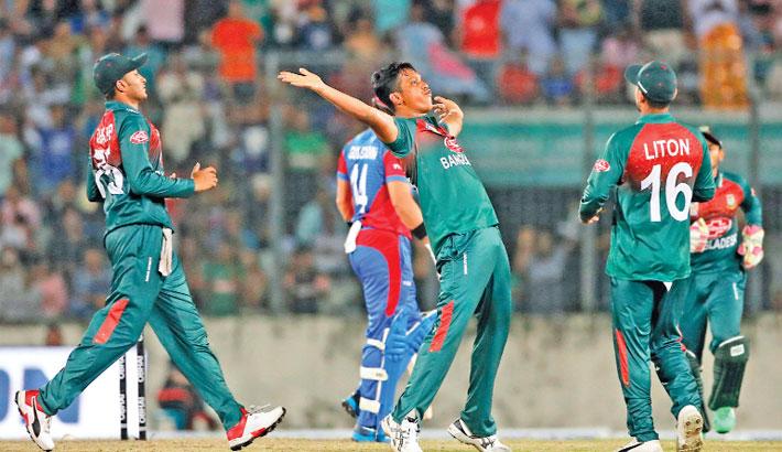 Saifuddin returns with a bang