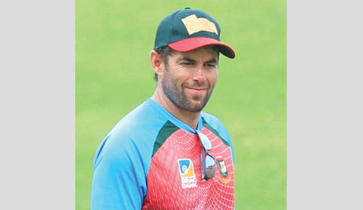 BCB eying McKenzie's service in Test cricket also