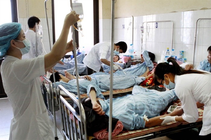 2,507 dengue patients undergoing treatment in country