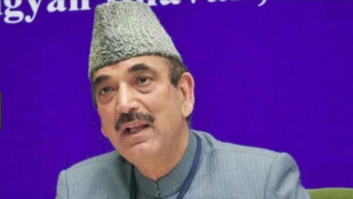 Indian Supreme Court allows Congress leader Ghulam Nabi Azad to visit J&K