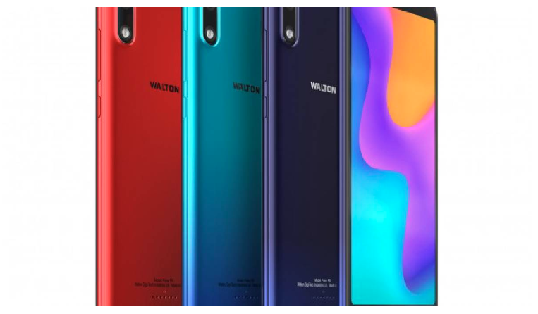 Walton launches affordable new 4G phone