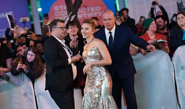'Jojo Rabbit' wins Toronto film fest prize