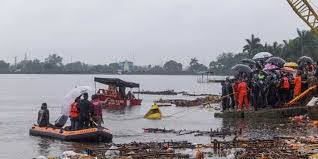 36 missing after boat sinks in Congo river