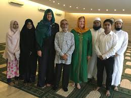 Australian, New Zealand envoys visit Gulshan mosque