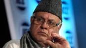 India arrests senior Kashmir leader Farooq Abdullah