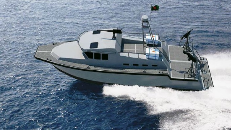 Indonesian shipyard completes contract to supply 18 high-speed boats to Bangladesh