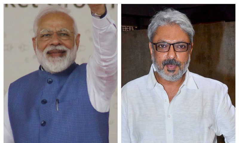 Sanjay Leela Bhansali to make film on Narendra Modi