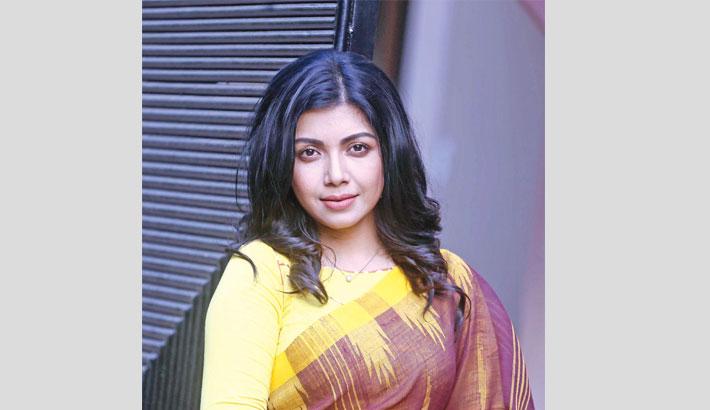 Sushama to play Draupadi in Nityopuran
