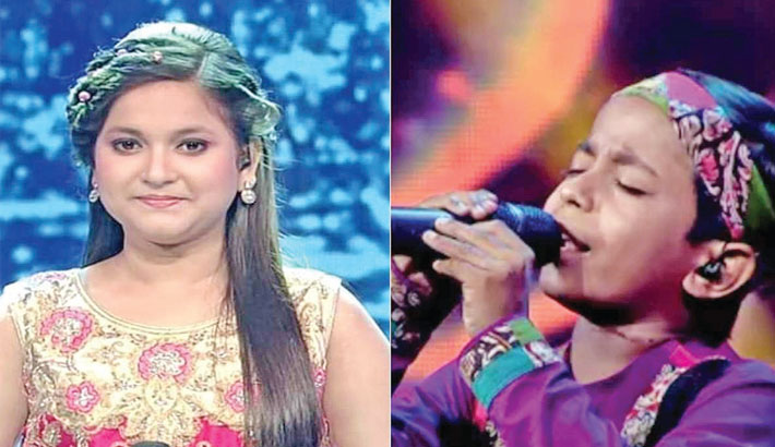 Super Singer Junior: Pranjal, Sharmistha joint champions