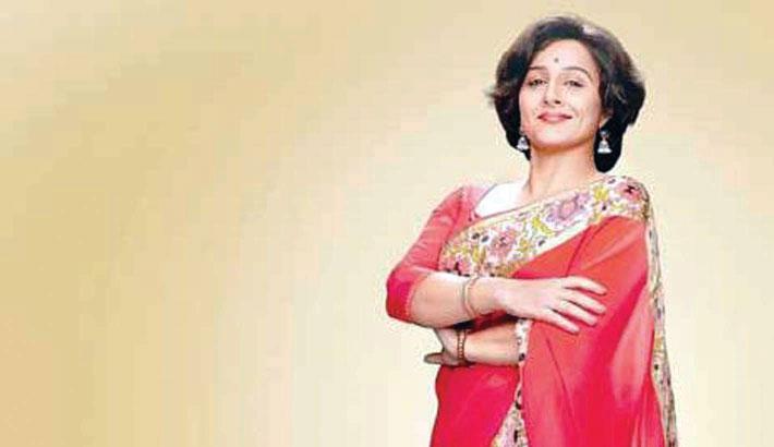 Shakuntala Devi teaser: Vidya sports short hairdo as 'human computer'