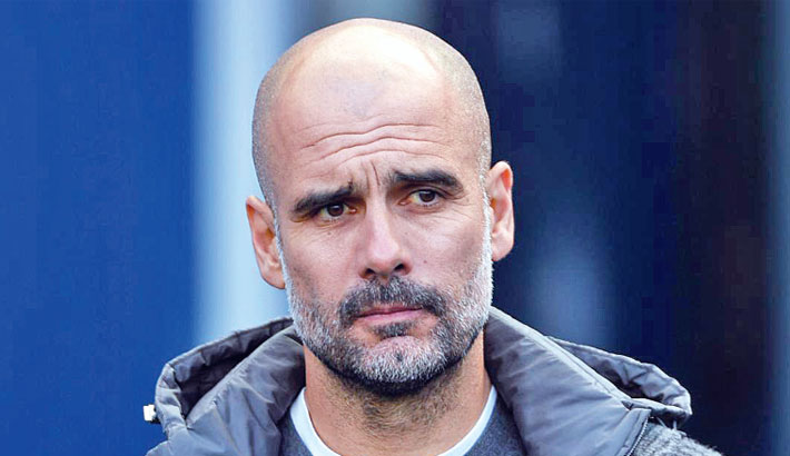 Without my players, I would be Fraudiola: Pep