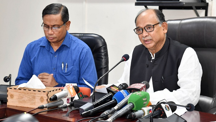 Train to ply on the day of Padma Bridge's inauguration: Minister