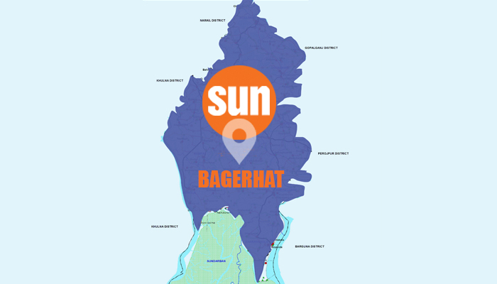 Missing while bathing, Bagerhat man found dead in river